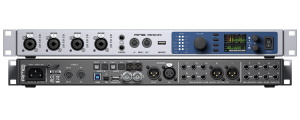 RME Audio Fireface UFX+ USB 3.0 and Thunderbolt Audio Interface