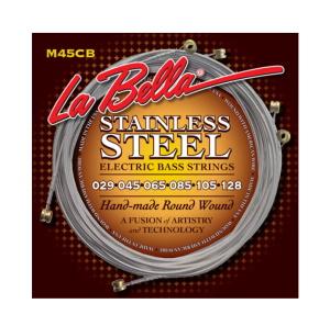LaBella M45-CB 6-String Bass Set