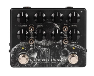 Darkglass Electronics Microtubes B7K Ultra SQUID