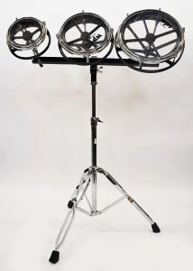 WJM RotoToms 6 & 8 and 10 Inch w/ Stand