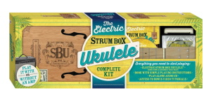 8thstreet Electric Strum Box Ukulele Kit