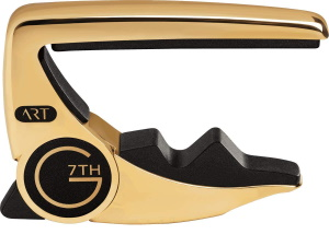 G7th Performance 3 Capo - 18kt Gold Plate