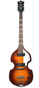 Hofner HI 459 Icon Series Violin-Style Guitar - Sunburst