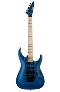 ESP LMH203QMSTB  - See Thru Blue