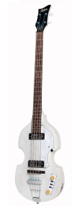 Hofner Ignition Pro Beatle Bass Pearl White