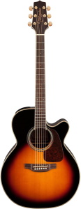 Takamine GN71CE Brown Sunburst