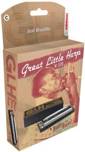 Hohner Great Little Harp - C