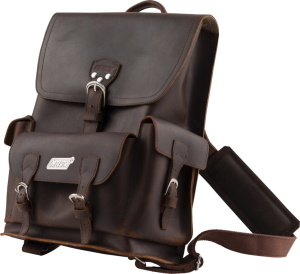 Gretsch Leather BackPack Brown
