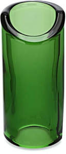 Rock Slide Glass Slide Green Medium