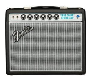 Fender 68 Custom Vibro Champ Combo Amplifier *Pre-order