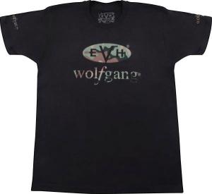 EVH Wolfgang Camo Teeshirt - Large