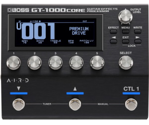 GT-1000CORE Effects Processor