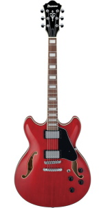 Ibanez AS73TCD Transparent Cherry Red
