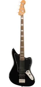 Squier Classic Vibe Jaguar Bass - Black