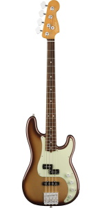 Fender American Ultra Precision Bass Rosewood Mocha Burst