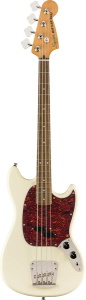 Squier Classic Vibe 60s Mustang Bass Olympic White
