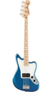 Squier Affinity Jaguar Bass H Lake Placid Blue