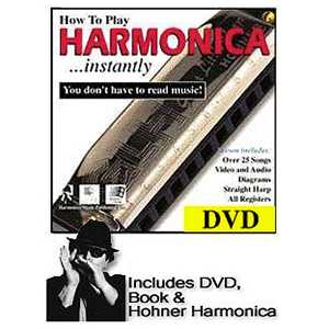 Hohner How To Play Harmonica... Instantly!