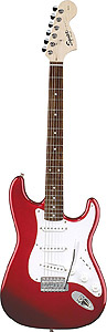 Affinity Stratocaster® - Metallic Red - Rosewood