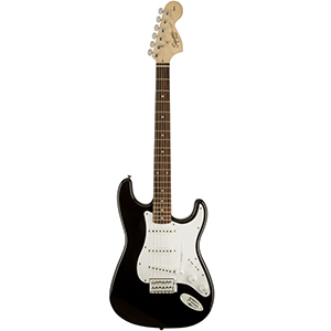 Squier Affinity Stratocaster - Black