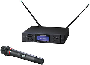 Audio Technica AEW-4240D Pro Wireless System