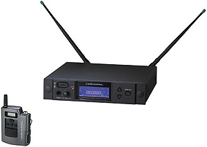 Audio Technica AEW-4110 Pro Wireless System [AEW4110]