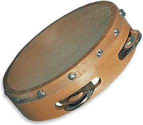 CB Percussion Tambourine 6 Inch