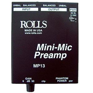 Rolls MP13