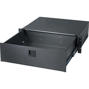 Raxxess SDR-2 Two Space Drawer