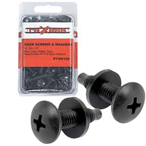 Raxxess PTSW 25 Heavy Duty Rack Screws