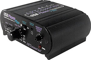 ART USB Phono Plus [USBPHONOPLUSPS]