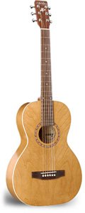 Art Lutherie AMI Steel String - Almond with Gigbag [023097]