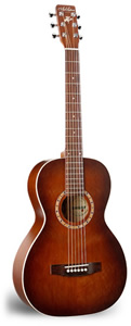 Art Lutherie AMI Steel String Cedar - Antique Burst [023509]