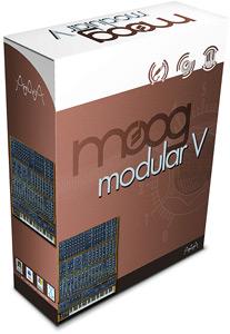 Moog Modular V 2.0