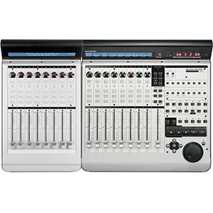 Mackie MCU Pro with Extender Bundle
