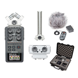 Zoom H6 Ultimate Recording Pack