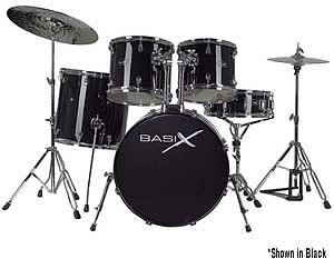 Basix CL104 - Black Finish
