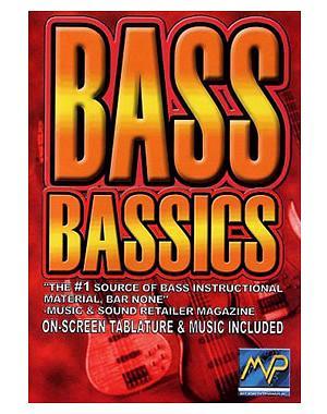 MVP Bass Bassics (DVD)