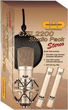 GXL2200 Studio Pack Stereo