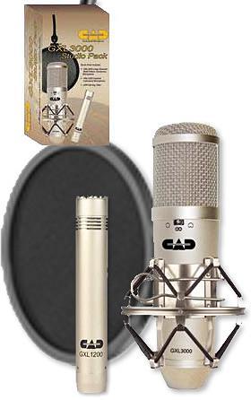 GXL3000 Studio Pack