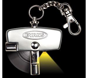 Evans LED Drum Key