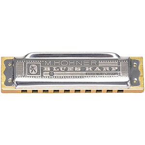 Hohner Blues Harp  Key of D []