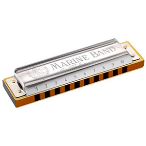 Hohner Marine Band Key of A