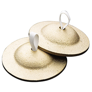 Finger Cymbals Pair - Thin