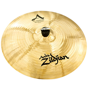Zildjian A Custom Medium Crash - 17 Inch