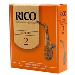 Rico Royal Alto Sax Reed 2 1/2 - Box of 10