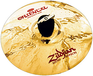 Zildjian Oriental Trash Splash