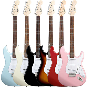 Squier Bullet® Stratocaster with Tremolo
