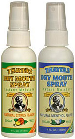 Dry Mouth Vocal Spray