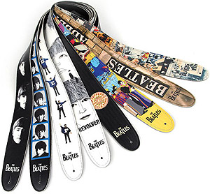 Planet Waves Beatles Strap Collection